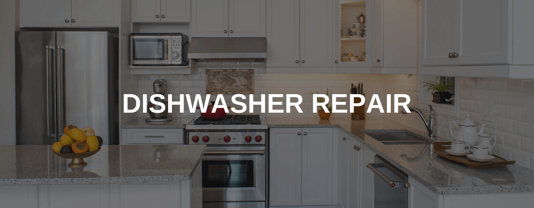 dishwasher repair garland